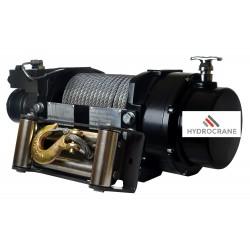 wyciągarka hydrauliczna 3,6 tony z długim bębnem z normą EN14492-1