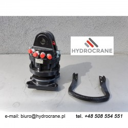 Rotator hydrauliczny 4,5 tonowy flansza