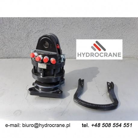 Grapple hydraulic rotator 4,5 tons