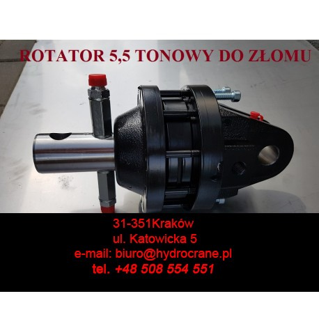 rotator 5 tonowy do złomu
