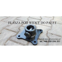 ADAPTER DO WIDEŁ DO PALET POD ROTATOR 4,5 TONOWY