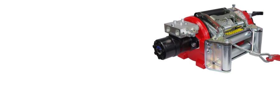Wyciągarki hydrauliczne